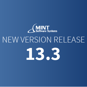New Version Release 13.3