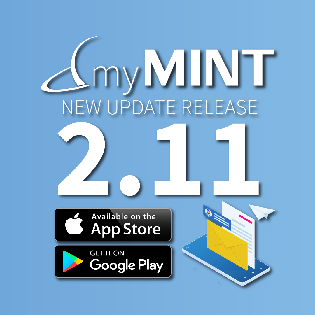 myMINT Update 2.11 now available